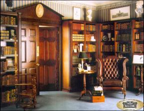 Anglický nábytek Classic