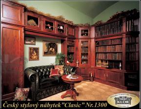 Český stylový nábytek TRIANT