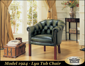 1924 Lya Chair Tub