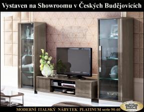 PLATINUM serie 90-60 Vystaven Showroom České Budějovice