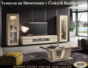Italský moderní nábytek Nábytek STATUS QUO serie 0200 PERLA