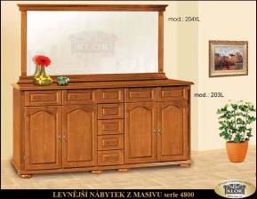 Levnější nábytek z masivu-serie-4800-CENÍK
