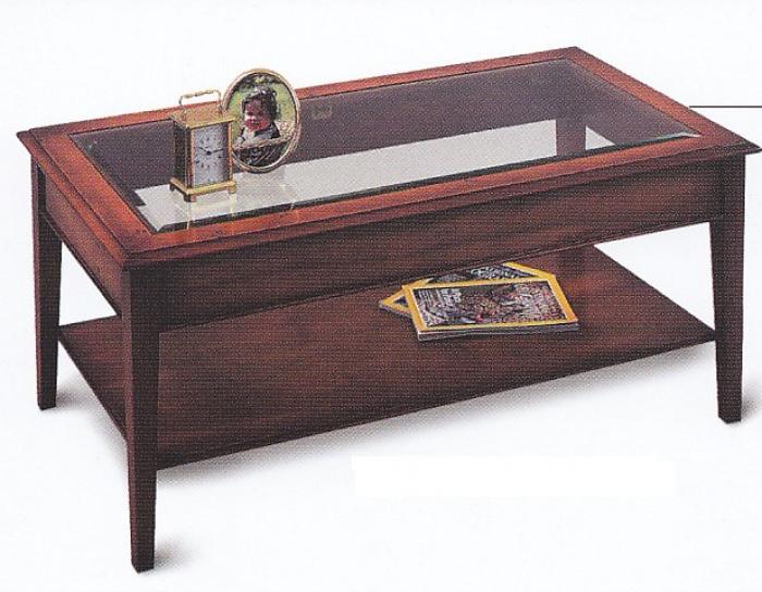 stolek sklo 875