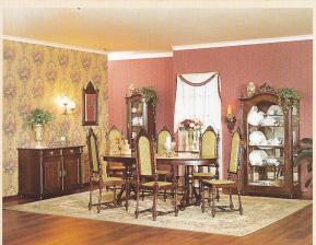 JÍDELNA CLASSIC řada1300 Český nábytek