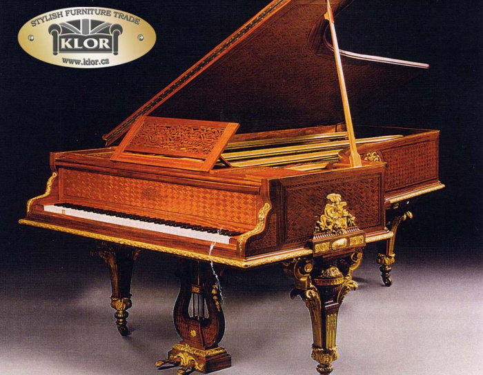 050 Forte piano