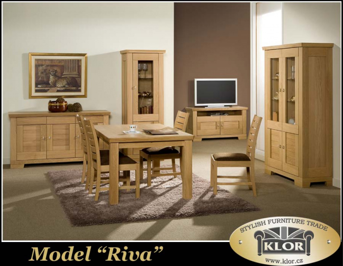 Modely řady 0400  RIVA