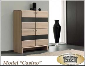 CASINO řada 0100 Made in Belgium