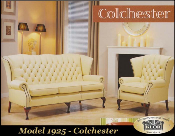 1925 Colchester - Vystaven v Č.B.