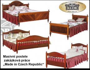 Modely řady 1300 CLASSIC Postele-ložnice