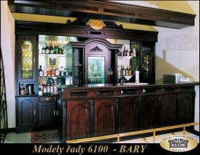 Modely řady 6100 Hotelové Bary
