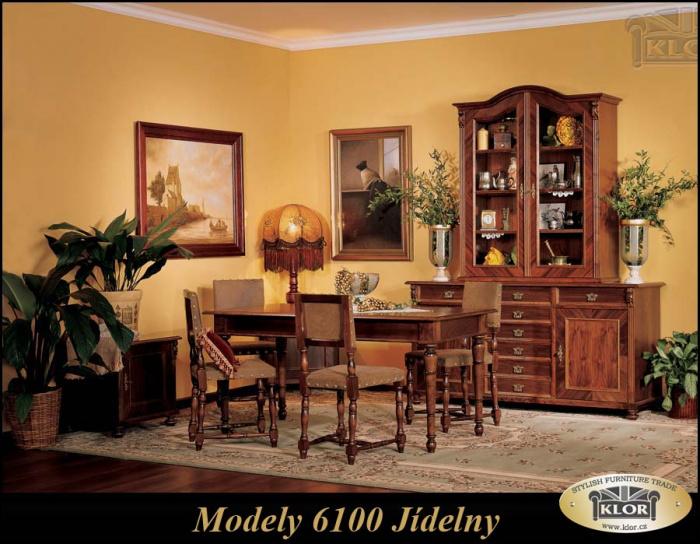 Modely řady 6100 Hotelové Restaurace-Jídelny