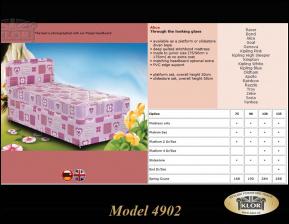 Model Řady 4902 ALICE