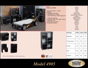 Model řady 4905 BOND