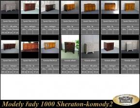 Modely řady 1000 SHERATON-komody-2
