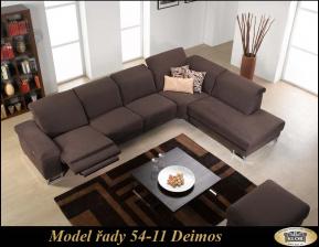 Serie 54-10 Model DEIMONS Rozklad na postel