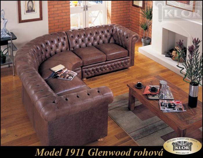 1911 Glenwood rohová