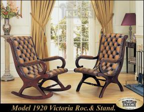 1920 Victoria-Rocker & Stand