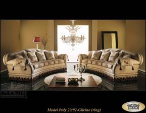 Modely řady 2000 PIGOLI Model GLICINE + RING