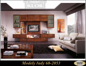 VACCARI-ROMA 6800 moderní nábytek