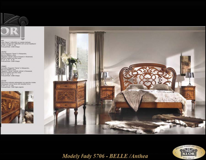 Modely 5706 BELLE ANTHEA