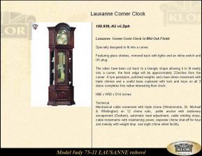 Model 5711 LAUSANNE