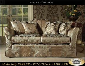 HONLEY LOW ARM 38/15