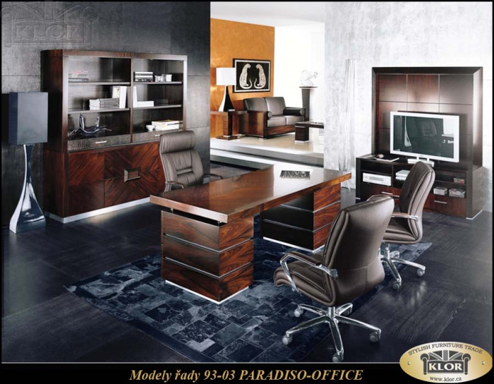 9303 Paradiso-Office Luxury Italian Design