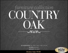 Francouzský stylový nábytek Provence COUNTRY OAK 99-00