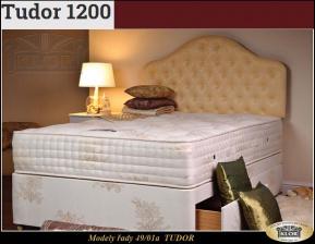 TUDOR - 4901 DREAMS Anglické postele-Made in England