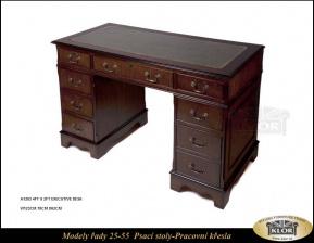 SIMPLY CLASSICAL 2530 Psací stoly, Pracovní křesla